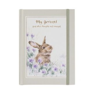 Bunny Gratitude Journal