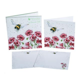 flight of the bumblebee notecard pack