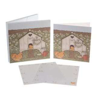 Hen House Notecard Set