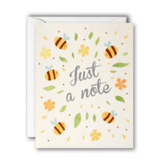 Just a note bee notelets