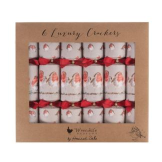 Robin Christmas Crackers
