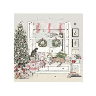 Waiting for Christmas advent calendar