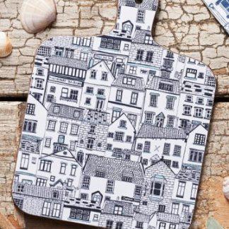 Houses mini chopping board