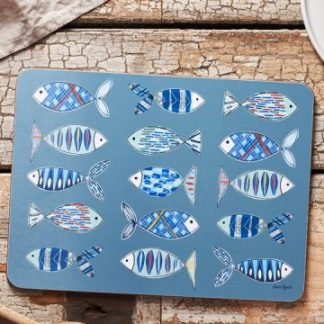 Fish placemat