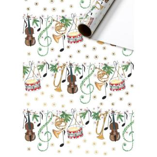 Musical Instruments Roll Wrap 2m