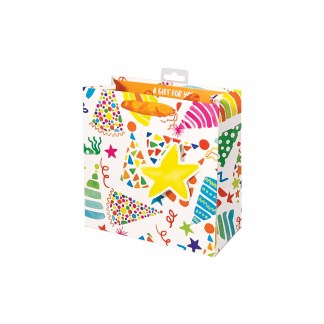 Party Hats Gift Bag