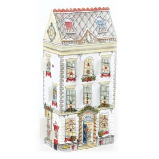Christmas Townhouse Advent Calendar