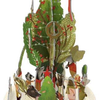 Christmas Procession Pop and Slot Advent Calendar
