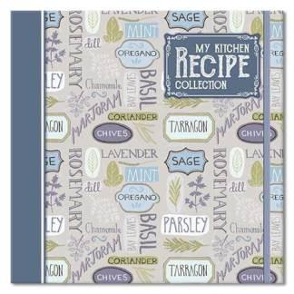 My Kitchen Recipe Record Book