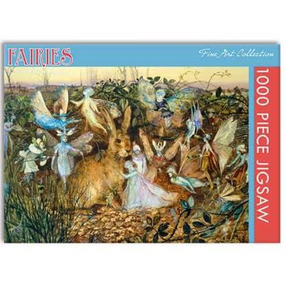 Fairies Jigsaw Puzzle