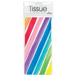 Rainbow Rock Tissue