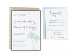 Wedding Invitation Templates That Are Cute And Easy To Make The Knot