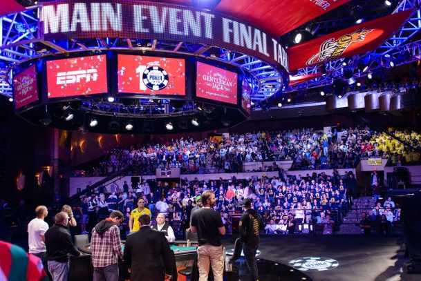 2018 Wsop Live Coverage On Espn Will Include Main Event