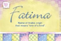 Fatima Name Meaning - Fatima name Origin Name Fatima ...