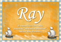 Ray Name Meaning - Ray name Origin Name Ray Meaning of ...