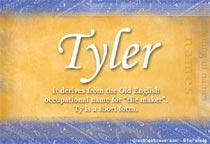 Tyler Name Meaning - Tyler name Origin Name Tyler ...