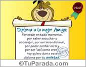 Tarjetas De Da Del Amigo Postales Para El Dia Del Amigo