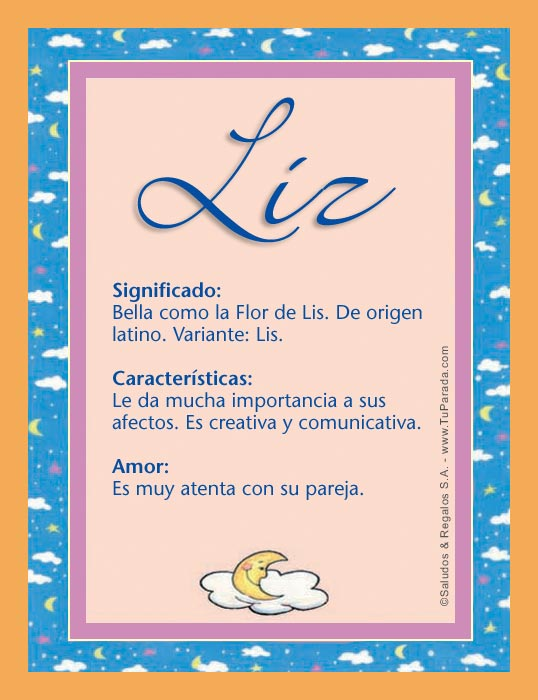 Liz L Tarjetas