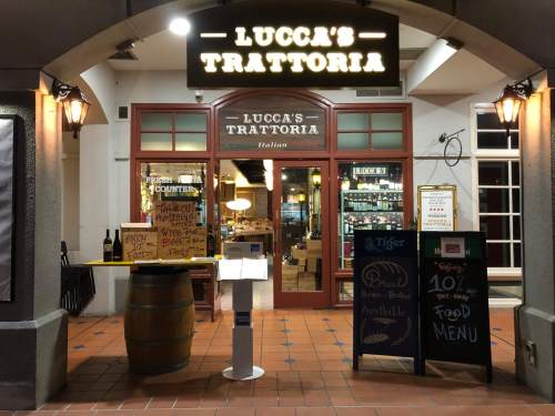 Lucca's trattoria_cardspal_dining deal