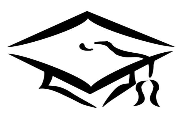 Academic Cap Graduation Card