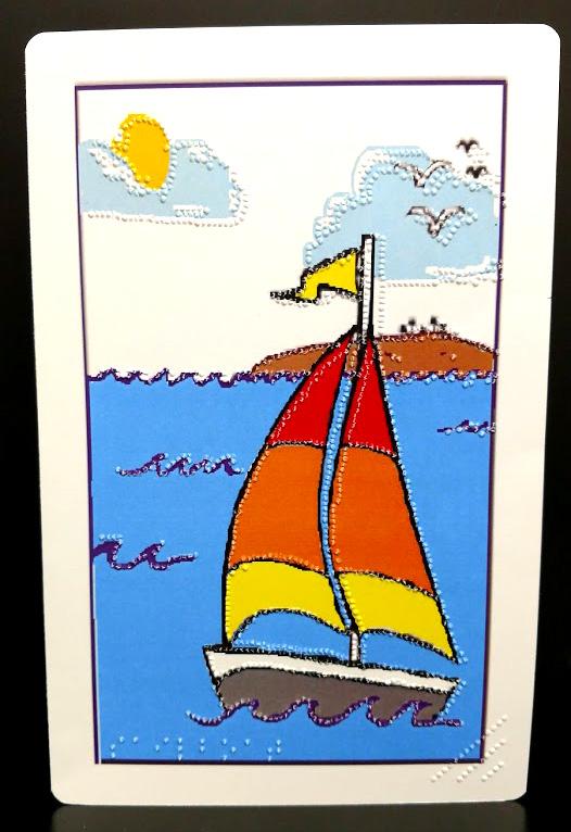 Sailboat Outside