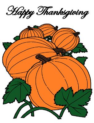 Harvest Thanksgiving Card