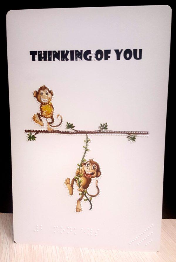 Thinking of You Monkeys Outside