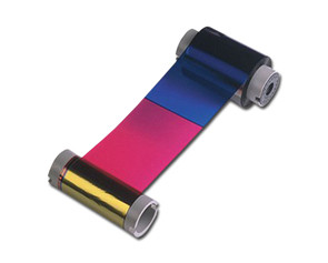 Fargo Colour YMCK Ribbon 500 Cards
