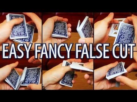 false cut