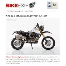 One of the Top 10 Custom Bikes of 2013 BikeEXIF.com
