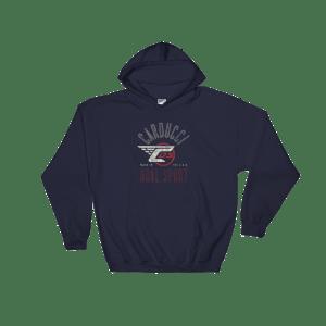 CDS Arch Classic Hooded Sweatshirt