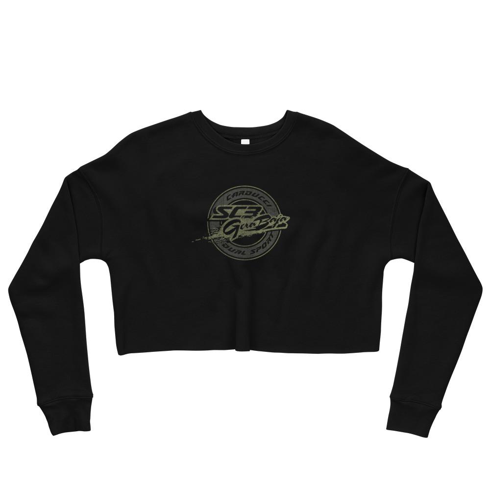 SC3 Gera Baja Crop Sweatshirt