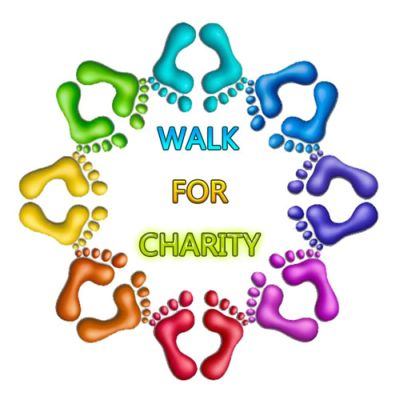 Walk for charity image