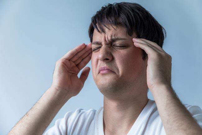 headache from neck