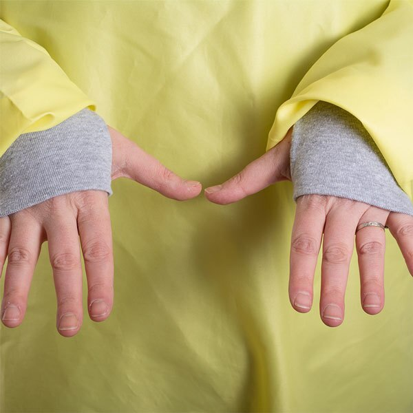 CareAline Isolation Gown Level 2  - Thumb Hole Cuffs
