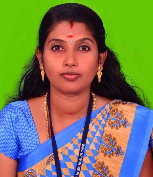 Pavithry C. V.