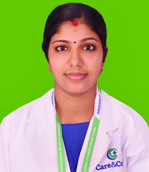 Vandana, Registered Nurse
