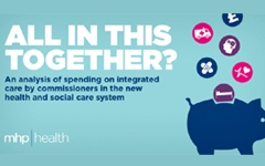Report finds Councils using NHS funds to prop up social care 2