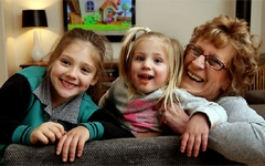 Scots kinship carers project gained £1m in support 2