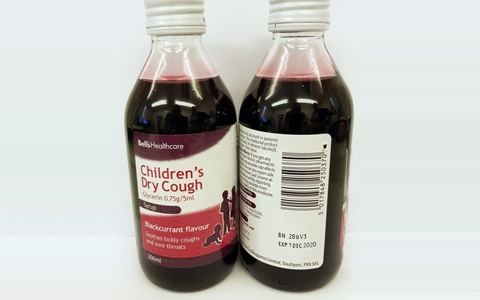 Several Brands Of Children S Cough Syrups Recalled Over Mould Fears Care Appointments