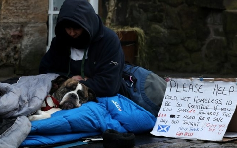 UK Government welfare cuts forcing thousands of Scots into poverty, new report 13