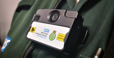 Ambulance staff to trial wearing body worn cameras as number of attacks rise 1