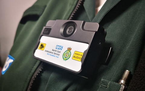 Ambulance staff to trial wearing body worn cameras as number of attacks rise 2