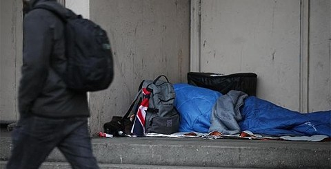 'Nothing short of national scandal' as 449 people died homeless in last 12 months 5