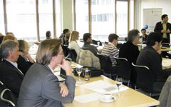 NI social workers encouraged to share good practice at seminar series 14