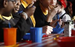 Government announce £26 million to support school breakfast clubs 5