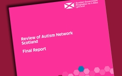Report: Review of Autism Network Scotland Final Report 15