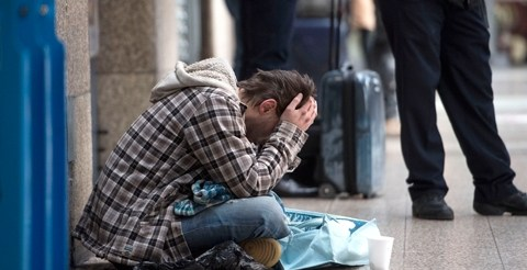 Lack of fixed postal address sees homeless being denied access to public services 7