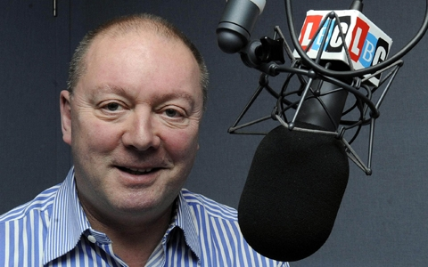 LBC warned after presenter's 'potentially highly offensive' comments about blind people 12