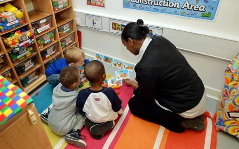 Diversity project aims to recruit more minorities to work in Scottish nurseries 10